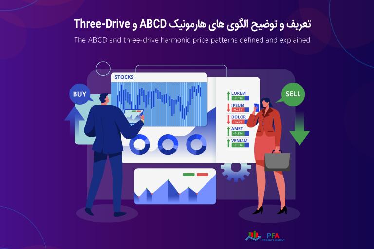 تعریف و توضیح الگوی های هارمونیک ABCD و Three-Drive